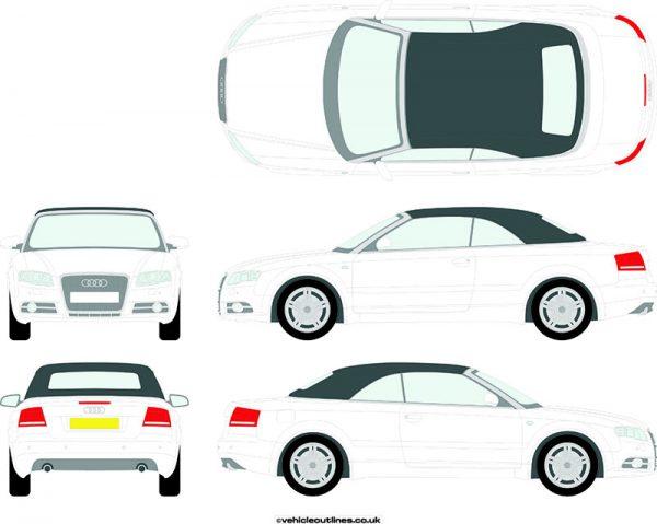 Cars Audi A4 2006-09