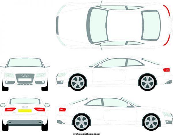 Cars Audi A5 2011-17