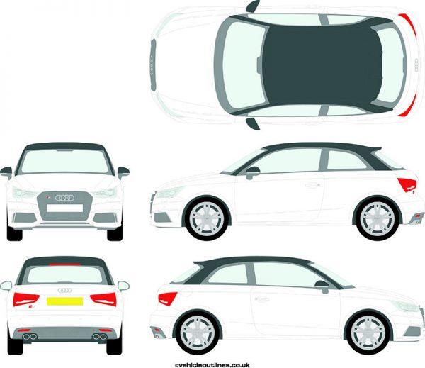 Cars Audi S1 2015-18