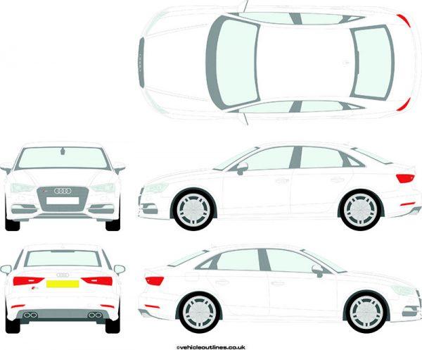 Cars Audi S3 2013-16
