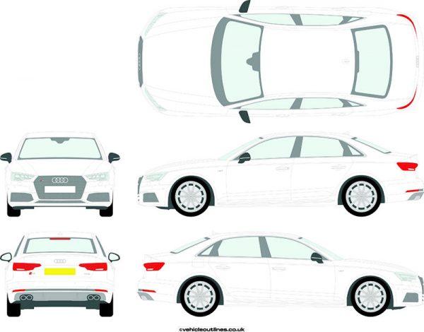 Cars Audi S4 2015-21