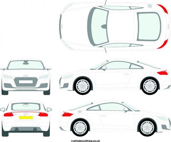 Cars Audi TT 2014-21