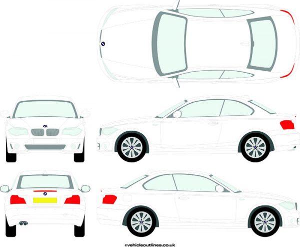 Cars BMW 1 Series 2007-13