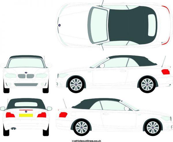 Cars BMW 1 Series 2007-14