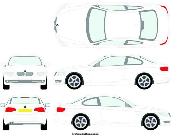 Cars BMW 3 Series 2010-13