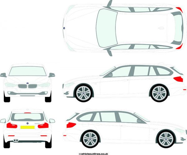 Cars BMW 3 Series 2012-15