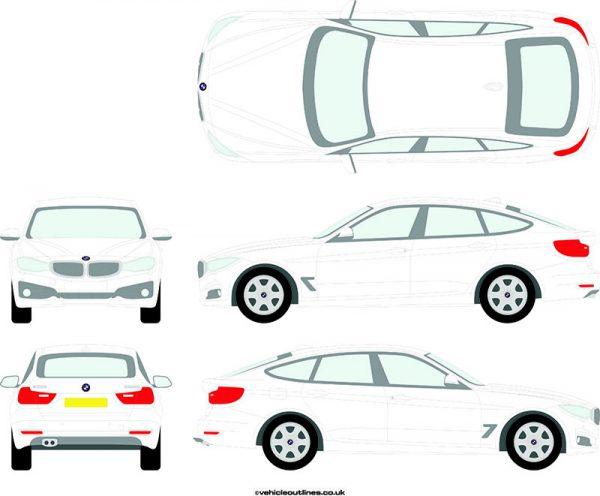 Cars BMW 3 Series 2013-21