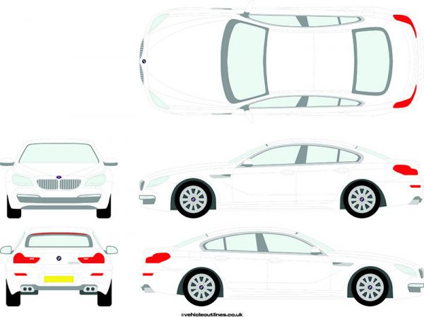 Cars BMW 6 Series 2012-18