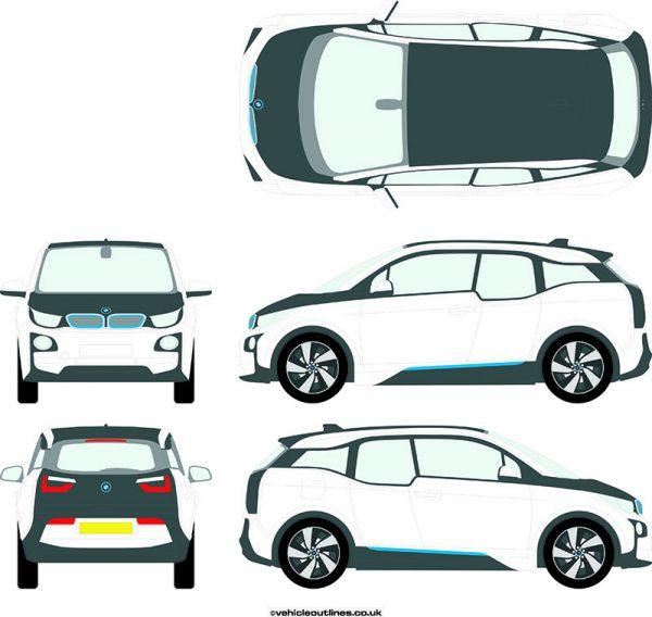 Cars BMW I3 2013-18