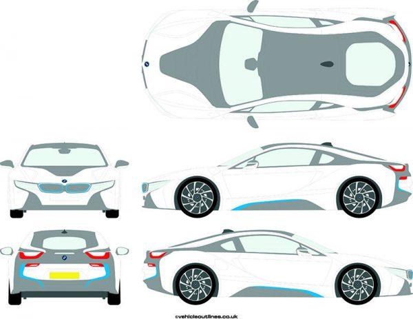 Cars BMW I8 2014-21