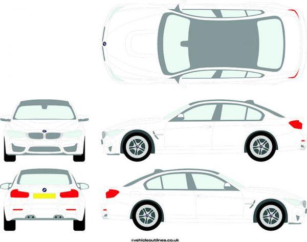 Cars BMW M3 2014-20