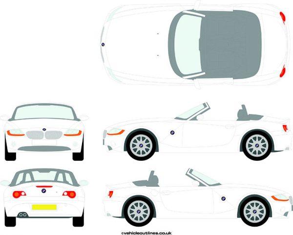 Cars BMW Z4 2003-09