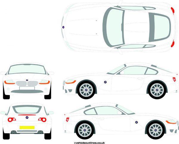 Cars BMW Z4 2006-09