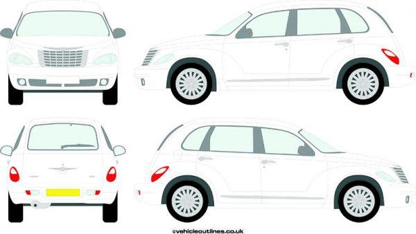 Cars Chrysler PT 2006-10