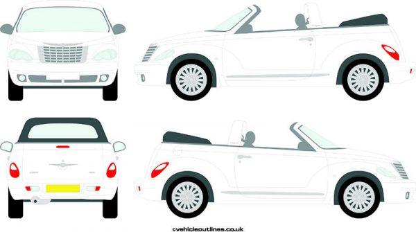 Cars Chrysler PT 2004-08