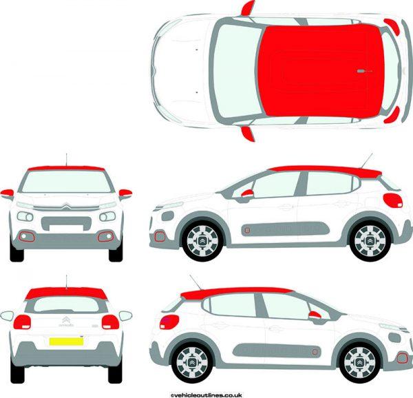 Cars Citroen C3 2016-21