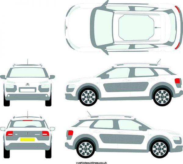 Cars Citroen C4 2014-18