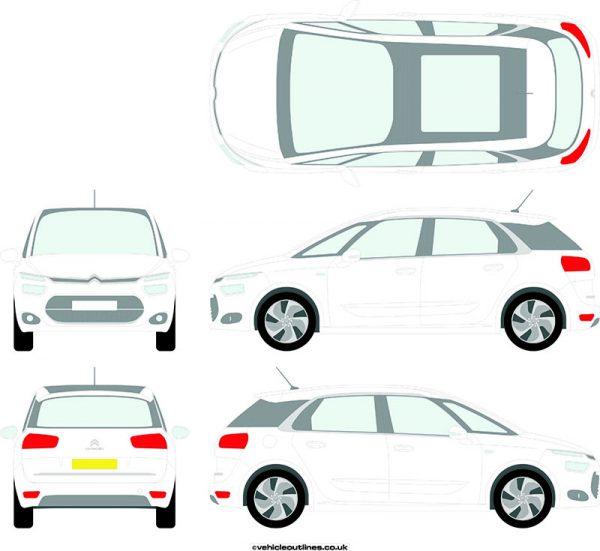 Cars Citroen C4 2013-16