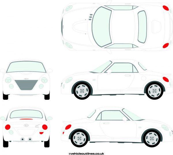 Cars Daewoo Copen 2004-10