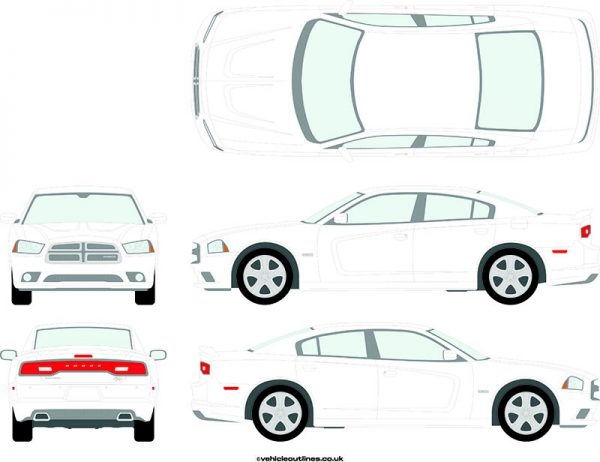 Cars Dodge Charger 2011-21