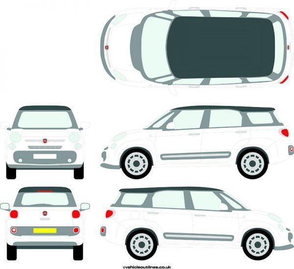 Cars Fiat 500 2013-21