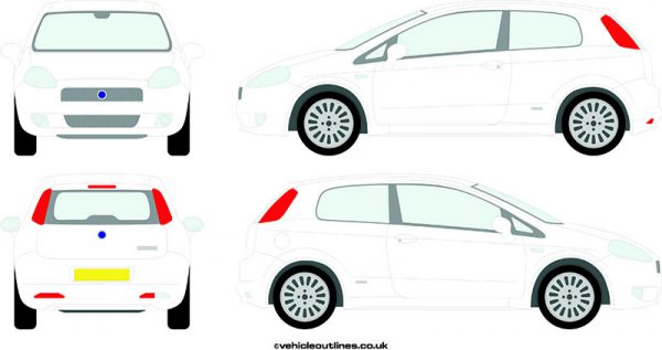 Cars Fiat Grand 2006-09