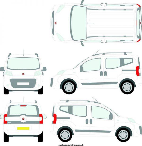 Cars Fiat Qubo 2008-13