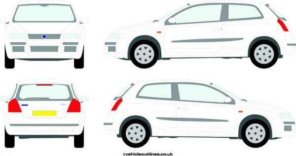 Cars Fiat Stilo 2002-07