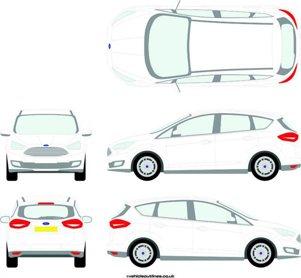 Cars Ford C-Max 2015-20