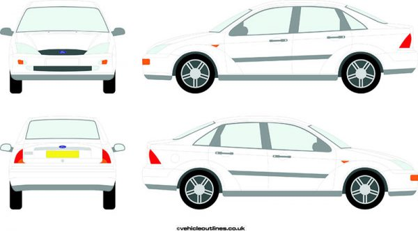 Cars Ford Focus 1998-2004