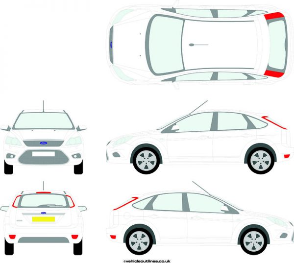 Cars Ford Focus 2008-11