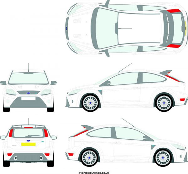 Cars Ford Focus 2009-11