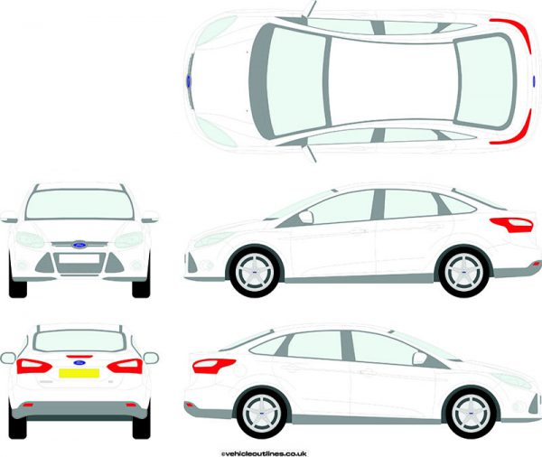 Cars Ford Focus 2011-14