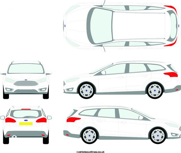 Cars Ford Focus 2015-18