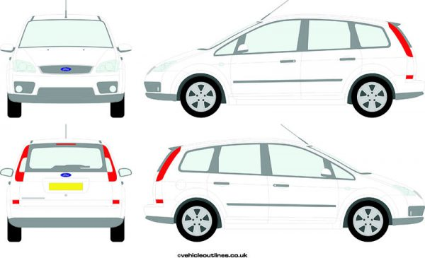 Cars Ford Focus 2003-07
