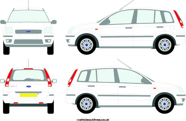 Cars Ford Fusion 2003-10