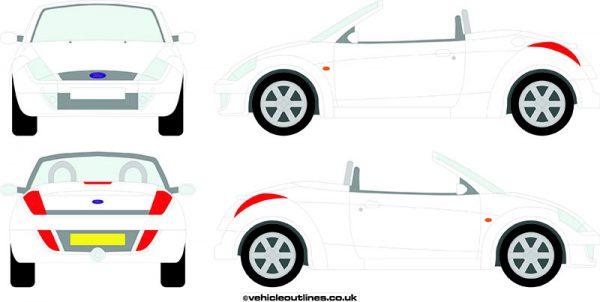 Cars Ford StreetKa 2003-06