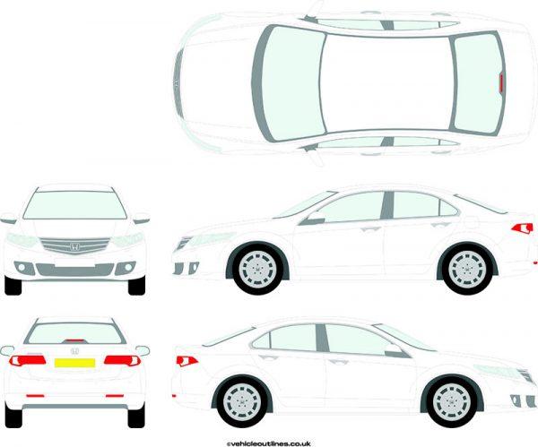 Cars Honda Accord 2008-14