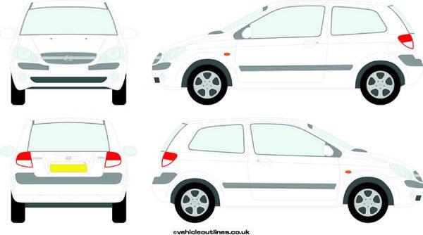 Cars Hyundai Getz 2002-09