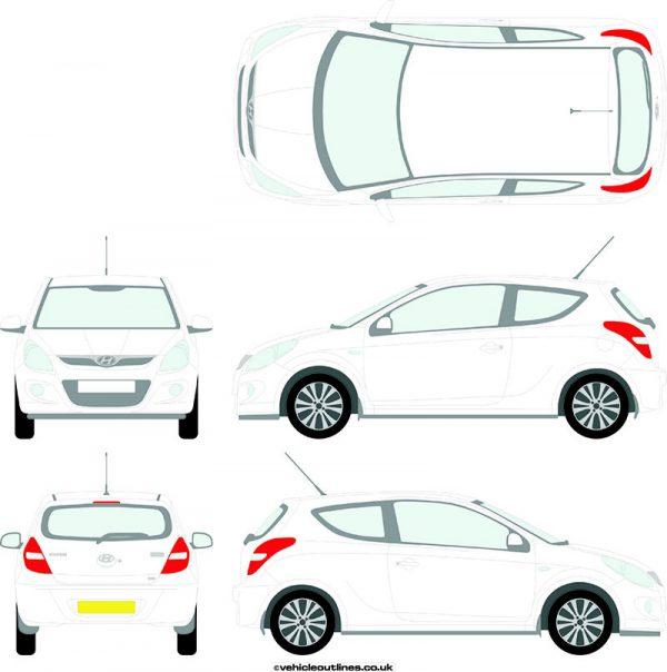 Cars Hyundai I20 2009-13