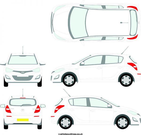 Cars Hyundai I20 2013-14