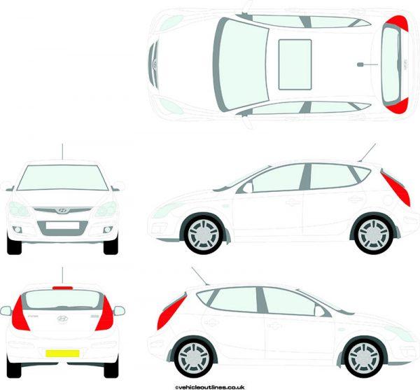Cars Hyundai I30 2007-12