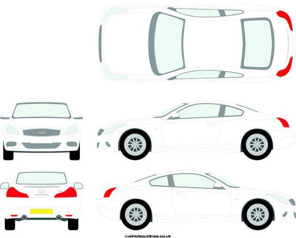 Cars Infiniti G37 2009-13