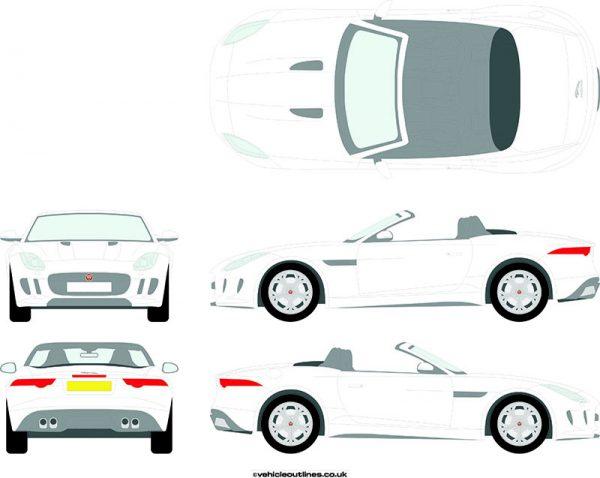 Cars Jaguar F-Type 2013-21