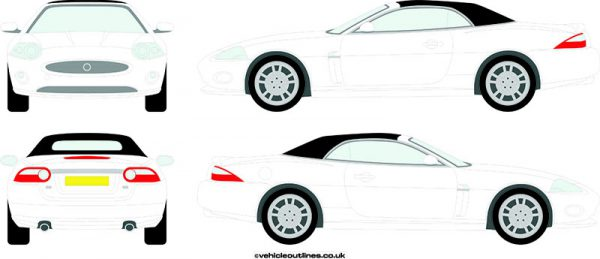 Cars Jaguar XK 2006-14