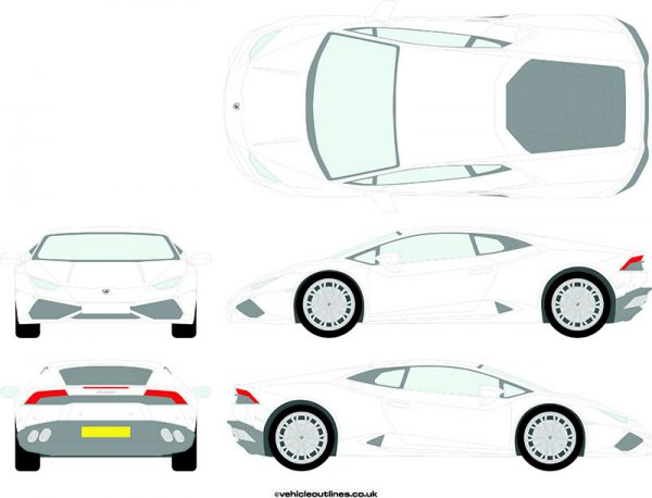Cars Lamborghini Huracan 2014-19