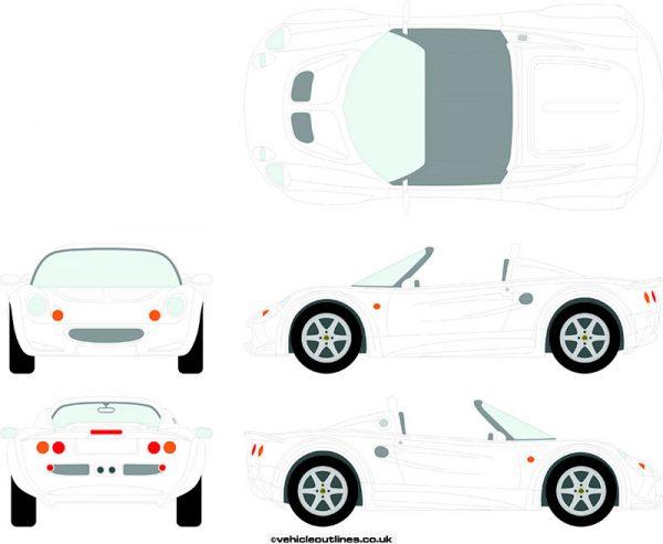 Cars Lotus Elise 1