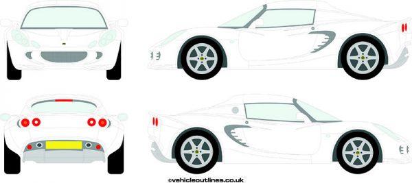 Cars Lotus Elise 2