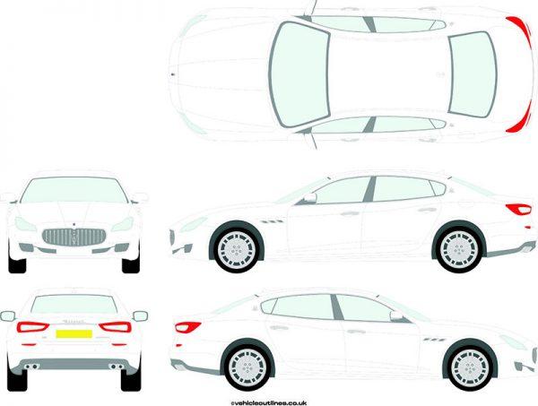 Cars Maserati Quattroporte 2013-19