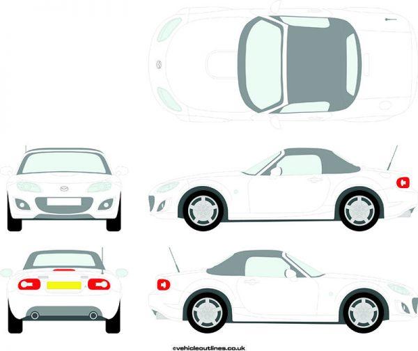 Cars Mazda MX5 2009-12